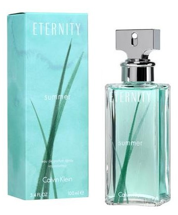 Eternity Summer 2005 perfume for Women by Calvin Klein