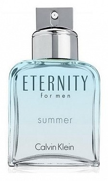 Eternity Summer 2007 cologne for Men by Calvin Klein