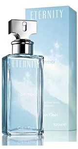 Eternity Summer 2007 perfume for Women by Calvin Klein