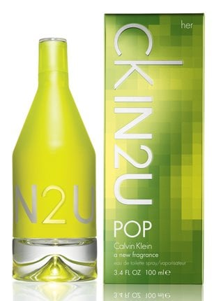 CK IN2U POP perfume for Women by Calvin Klein