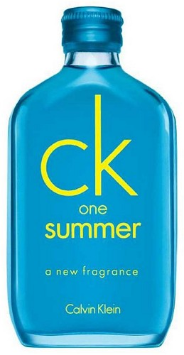 CK One Summer 2008 Unisex fragrance by Calvin Klein