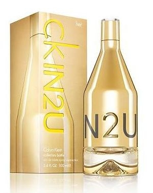 CK IN2U 2009 perfume for Women by Calvin Klein