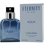 Eternity Aqua  cologne for Men by Calvin Klein 2010