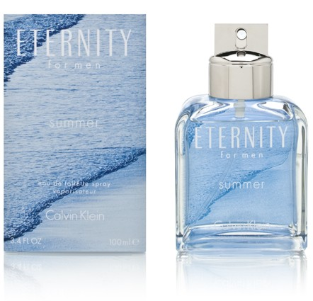 Eternity Summer 2010 cologne for Men by Calvin Klein