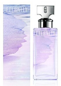 Eternity Summer 2010 perfume for Women by Calvin Klein