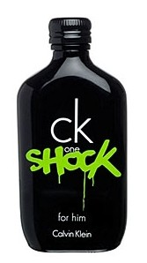 CK One Shock cologne for Men by Calvin Klein