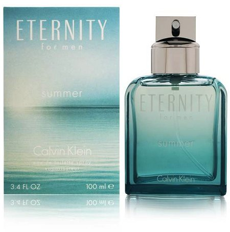 Eternity Summer 2012 cologne for Men by Calvin Klein