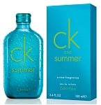 CK One Summer 2013  Unisex fragrance by Calvin Klein 2013