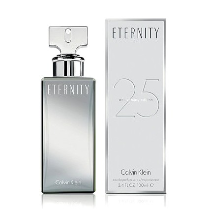 Eternity 25th Anniversary Edition perfume for Women by Calvin Klein