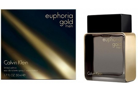 Euphoria Gold cologne for Men by Calvin Klein