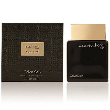 Euphoria Liquid Gold cologne for Men by Calvin Klein