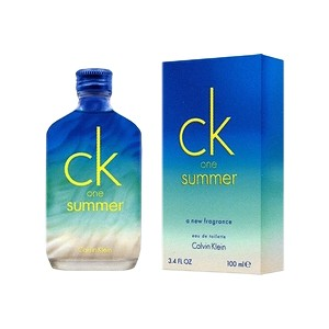 CK One Summer 2015 Unisex fragrance by Calvin Klein