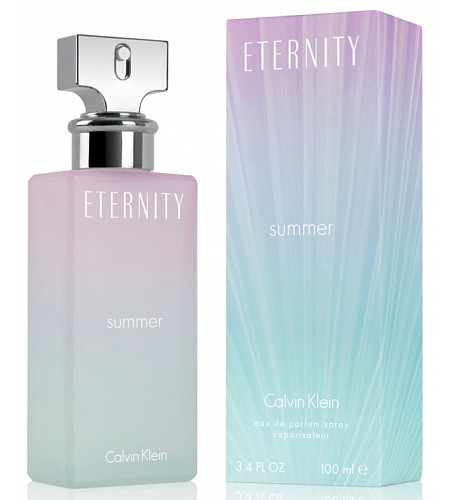 Eternity Summer 2016 perfume for Women by Calvin Klein