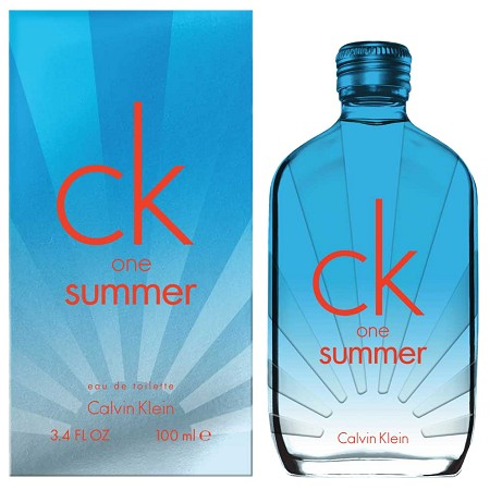 CK One Summer 2017 Unisex fragrance by Calvin Klein