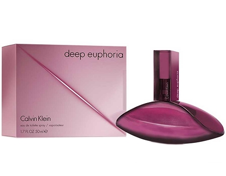Deep Euphoria EDT perfume for Women by Calvin Klein