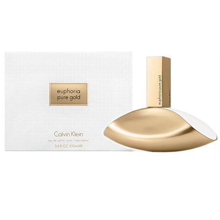 Euphoria Pure Gold perfume for Women by Calvin Klein