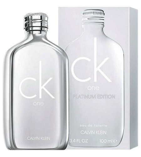CK One Platinum Edition Unisex fragrance by Calvin Klein