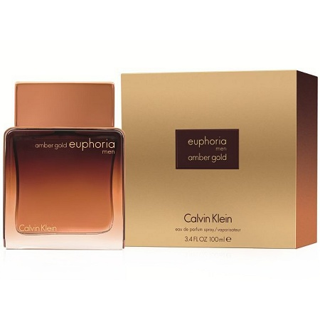 Euphoria Amber Gold cologne for Men by Calvin Klein