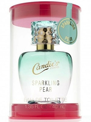 Candies Coated Sparkling Pear perfume for Women by Candies
