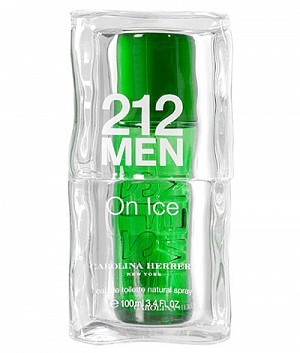 212 Men On Ice 2004 cologne for Men by Carolina Herrera