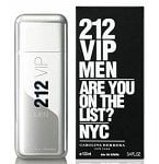 212 VIP Men  cologne for Men by Carolina Herrera 2011
