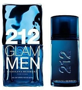 212 Glam cologne for Men by Carolina Herrera
