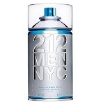 212 Men NYC Seductive Body Spray  cologne for Men by Carolina Herrera 2012