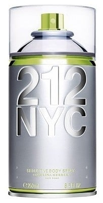 212 NYC Seductive Body Spray perfume for Women by Carolina Herrera