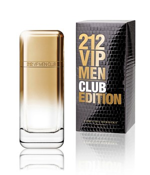 212 VIP Men Club Edition cologne for Men by Carolina Herrera