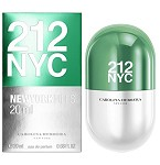 212 NYC New York Pills  perfume for Women by Carolina Herrera 2016