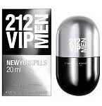 212 VIP Men New York Pills  cologne for Men by Carolina Herrera 2016
