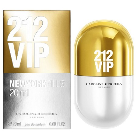 212 VIP New York Pills perfume for Women by Carolina Herrera