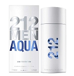 212 Men Aqua  cologne for Men by Carolina Herrera 2017