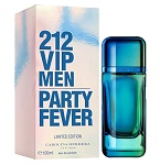 212 VIP Men Party Fever  cologne for Men by Carolina Herrera 2018