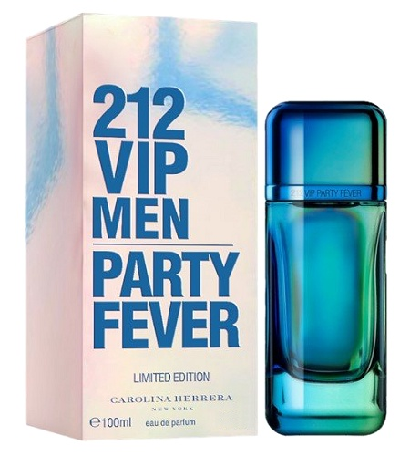 535b30a5ab 212 VIP Men Party Fever Cologne for Men by Carolina Herrera 2018 ...