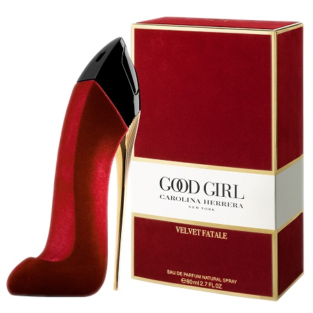 Good Girl Velvet Fatale Perfume for Women by Carolina Herrera 2018 ... 5231b9b3b1