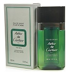 Santos De Cartier Eau De Sport  cologne for Men by Cartier 1989