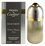 Pasha De Cartier Edition Prestige Acier cologne for Men by Cartier - 1992