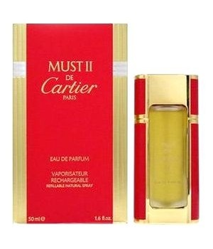 Must II De Cartier perfume for Women by Cartier