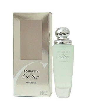 So Pretty Rose Verte perfume for Women by Cartier