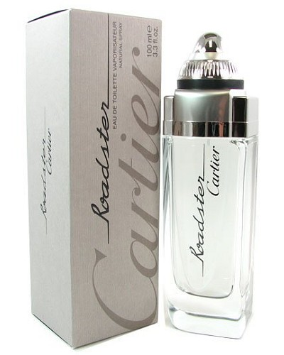 Roadster cologne for Men by Cartier