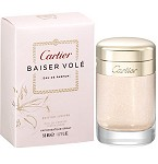 Baiser Vole Limited Edition EDP Scintillante  perfume for Women by Cartier 2012