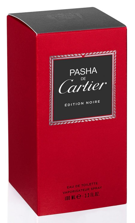 Pasha De Cartier Edition Noire cologne for Men by Cartier