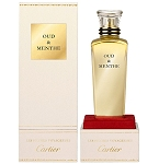 Les Heures Voyageuses Oud & Menthe  Unisex fragrance by Cartier 2019