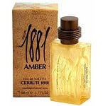 1881 Amber  cologne for Men by Cerruti 2003