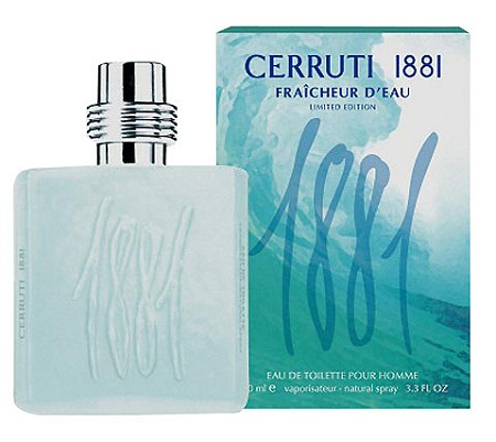 1881 Fraicheur D'Eau cologne for Men by Cerruti