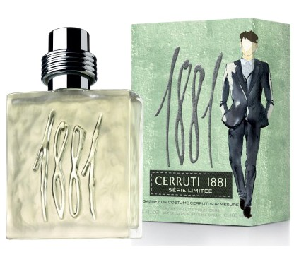 1881 Serie Limitee cologne for Men by Cerruti