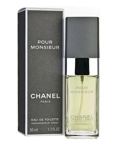 Pour Monsieur cologne for Men by Chanel