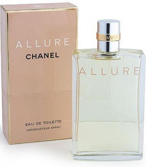 Allure perfume for Women by Chanel