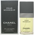 Pour Monsieur Concentree  cologne for Men by Chanel 2001